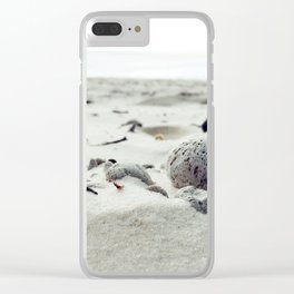 Island Escape Whitsunday Clear iPhone Case