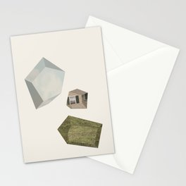 Suburban Dream Stationery Cards