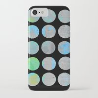 dots iPhone & iPod Cases featuring Dots  by LebensARTdesign