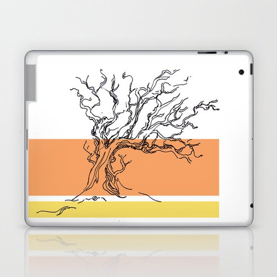 flame Laptop & iPad Skin
