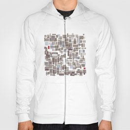 mapping home 4 Hoody