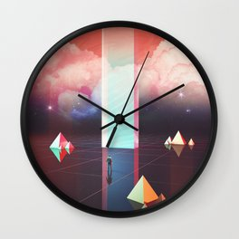 Low cost time travel Wall Clock
