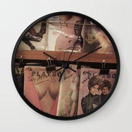 Playboy Wall Clock