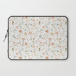 Spring Florals Laptop Sleeve