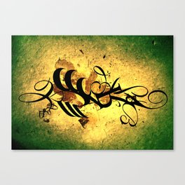 ecstacy Canvas Print
