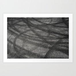Skrrt Art Print