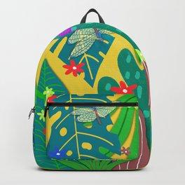 Fantasy Botanical #8 Backpack