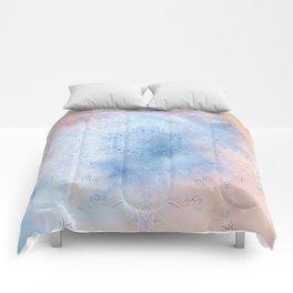 Summer Light Mandala Comforters