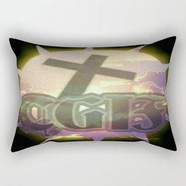 TGIF cloud version Rectangular Pillow