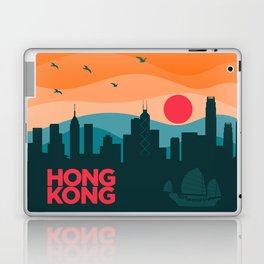 Vintage Travel: Hong Kong Laptop & iPad Skin