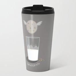 Gone with the milk Travel Mug