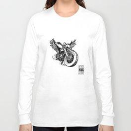 FLYING RAT Long Sleeve T-shirt
