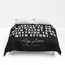 8 | Ray Lewis Quotes 190511 Comforters