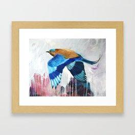 Above, Beneath Framed Art Print