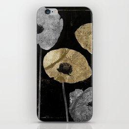 Poppyville iPhone Skin