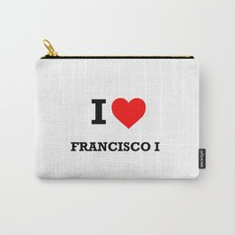FRANCISCO I Carry-All Pouch