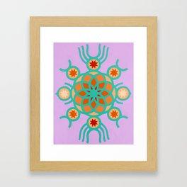 Oko Framed Art Print