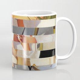 Glitch Pin-Up Redux: Isabella Coffee Mug