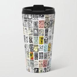Punk Show Flyers Travel Mug