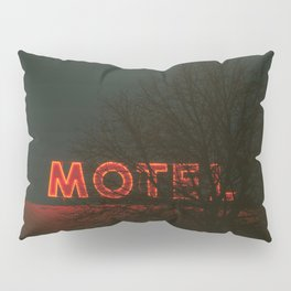 Dusk Motel Pillow Sham
