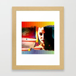 Entanglement Framed Art Print