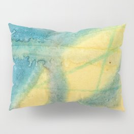 Unity - 22 Watercolor Painting Pillow Sham