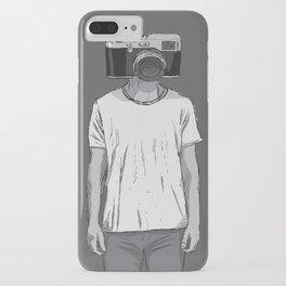 Camera dude iPhone Case