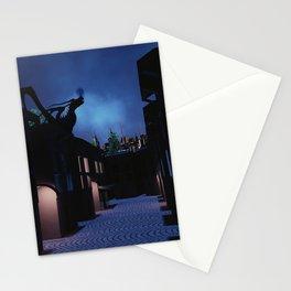 Cerulean Horizon Stationery Cards
