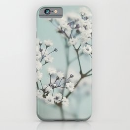 flowers VI iPhone Case