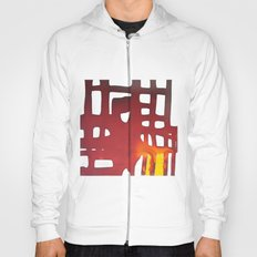 Dawn at metropolis Hoody