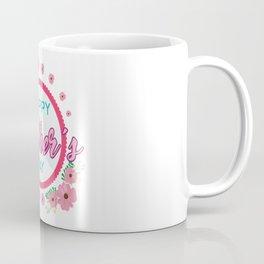 Happy Mothers Day Message Best Mom Grandma Gift Coffee Mug