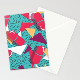 Pills Pattern 014 Stationery Cards