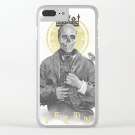 Felon's Wage ≠ Felon's Gift Clear iPhone Case