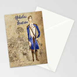 Nikolai Lantsov Stationery Cards