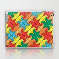 Dancing squares Laptop & iPad Skin