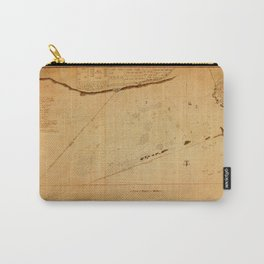 Map of Tripoli 1804 Carry-All Pouch