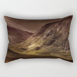 Scottish Highlands Rectangular Pillow