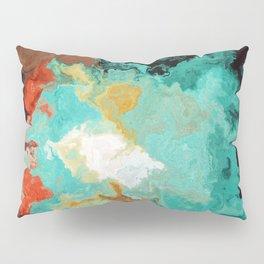 Vibrant Marble Texture no7 Pillow Sham