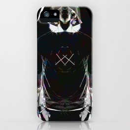 Real Abstract iPhone Case