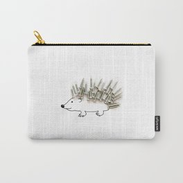 Nail Hedgehog Carry-All Pouch