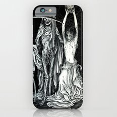Death and the Maiden II iPhone 6s Slim Case