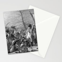 Napoleon Returns From Elba Stationery Cards