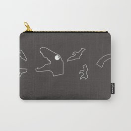 Dinosaur Disassembly - 2 Carry-All Pouch