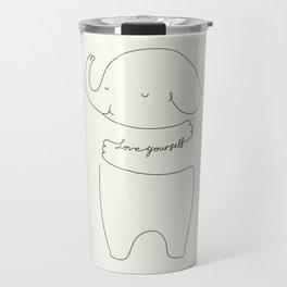 Love Yourself Ele Travel Mug