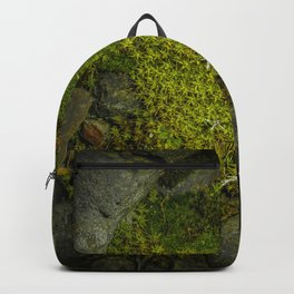 Part of the green path Backpack