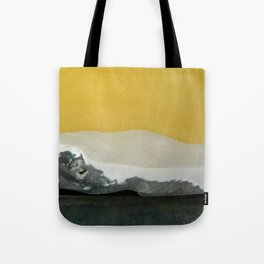Desert by day Tote Bag