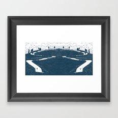 landscape Framed Art Print