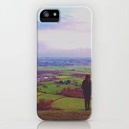 Wandering Britain iPhone Case