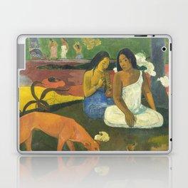 Arearea by Paul Gauguin Laptop & iPad Skin