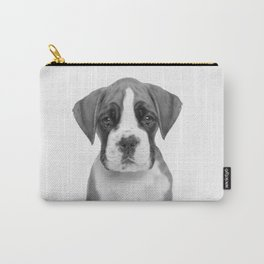 German Boxer Puppy Carry-All Pouch
